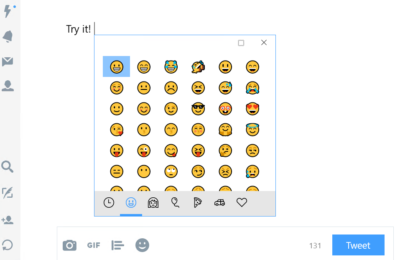 Here's why the new emoji picker in Windows 10 might not work for you 20