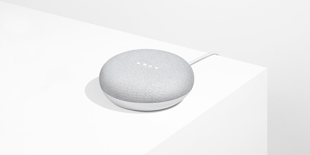 Google presents two new versions its Home Speaker