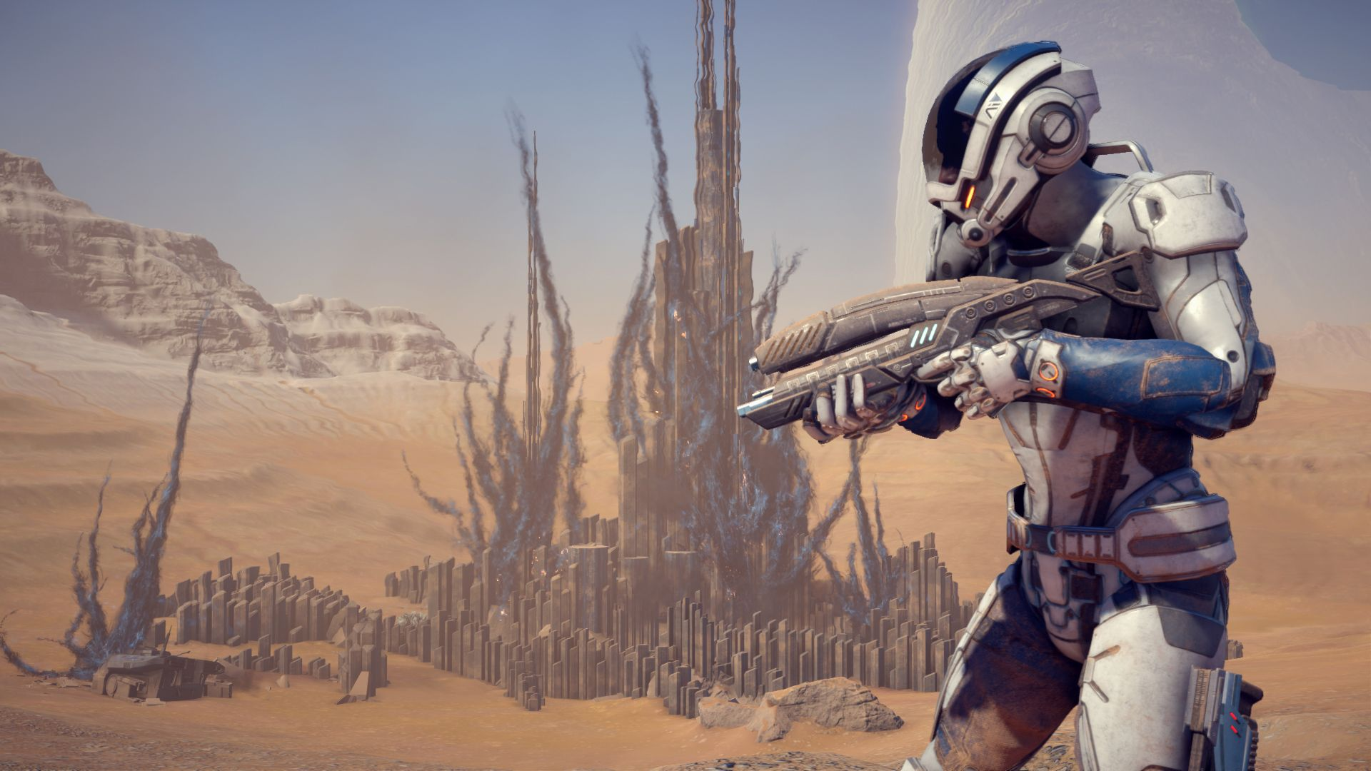 Mass Effect Andromeda And Dead Space 3 Coming To Ea Access Soon