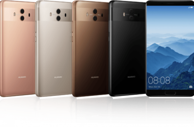 Huawei joins the bandwagon of bezel-less phones with the Mate 10 28