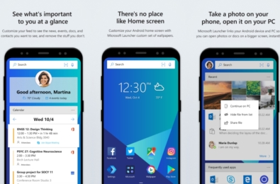 Microsoft Launcher updated with Android Pie fixes 11