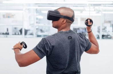 """Oculus """"accidentally"""" puts privacy-focused jokes on thousands of Touch controllers 4"""