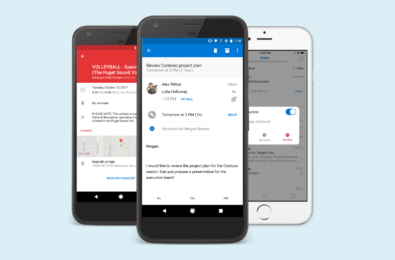 Outlook for Android gets a widget tweak 18