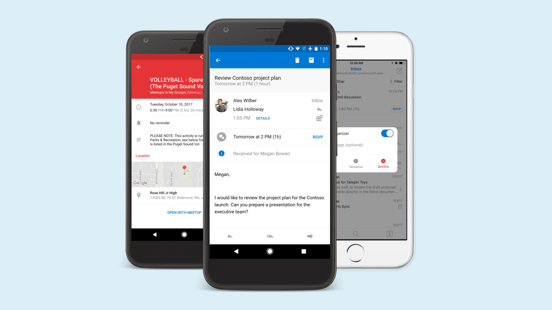 Outlook Calendar On Iphone >> Outlook Calendar Is Getting Major Improvements On Android And Ios