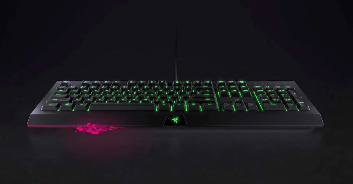 Razer S Newest Rgb Gaming Keyboards Start At Only 59 99