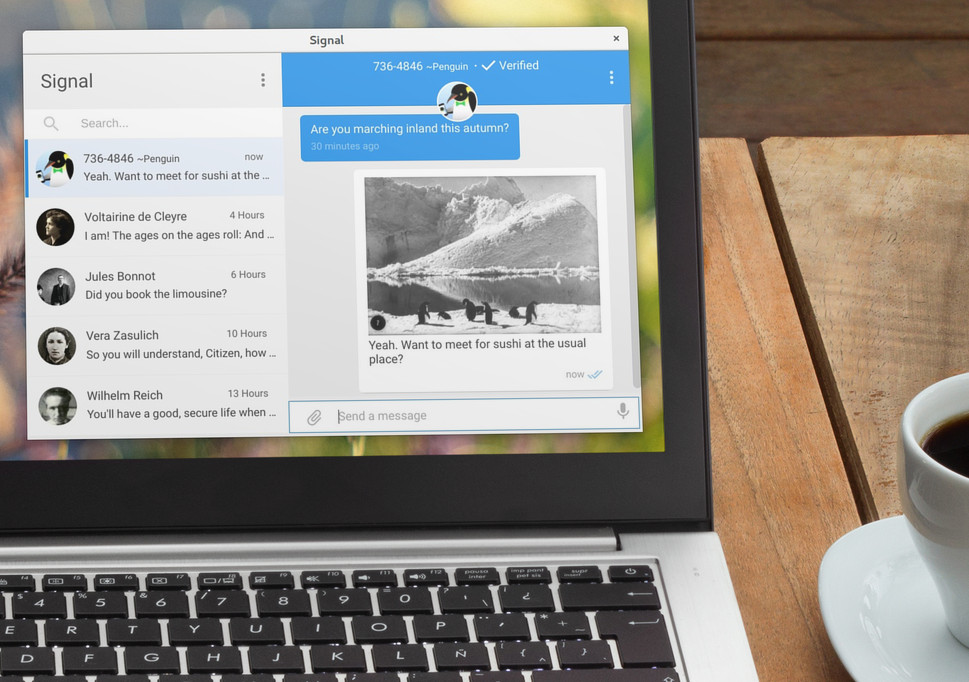 Signal Introduces Standalone Desktop App for Windows, Mac, Linux