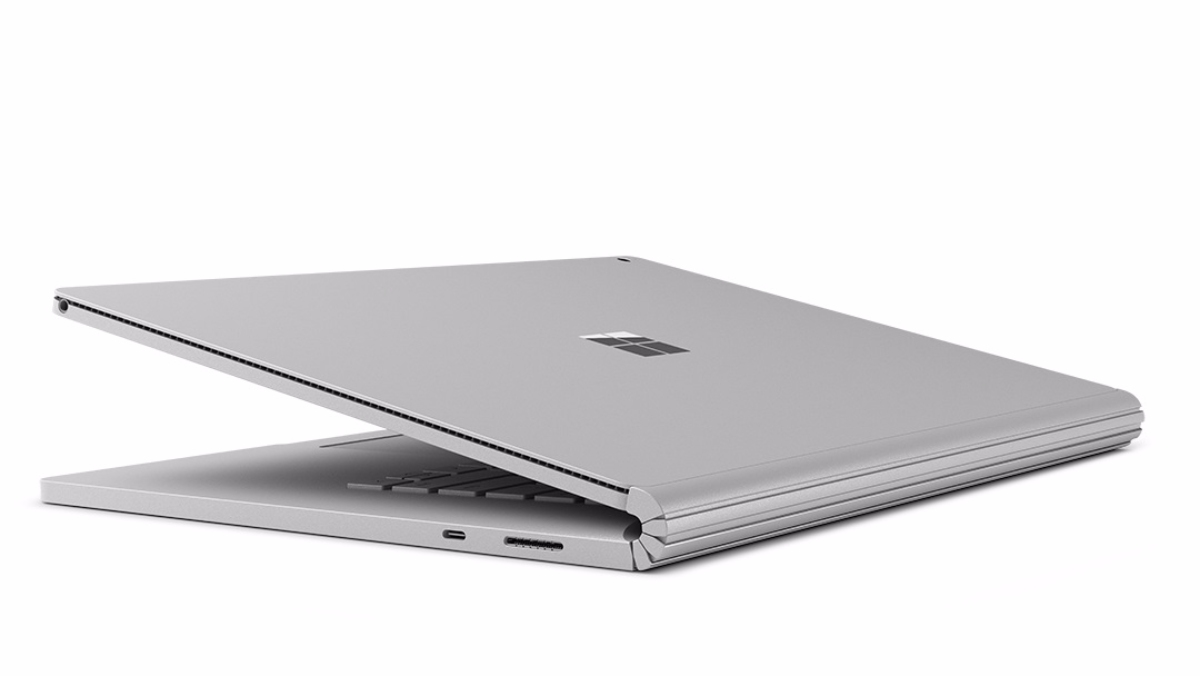 Microsoft releases new firmware for Surface Book 2 and Surface Pro 4