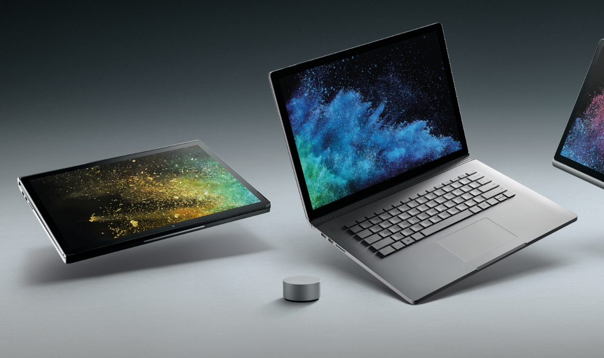Surface Book 3 powered by Intel Core i5-1035G1 shows up on 3D Mark
