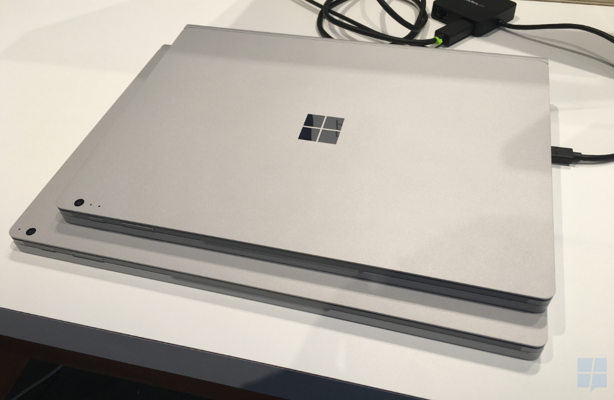 Hands on: Microsoft Surface Book 2 review