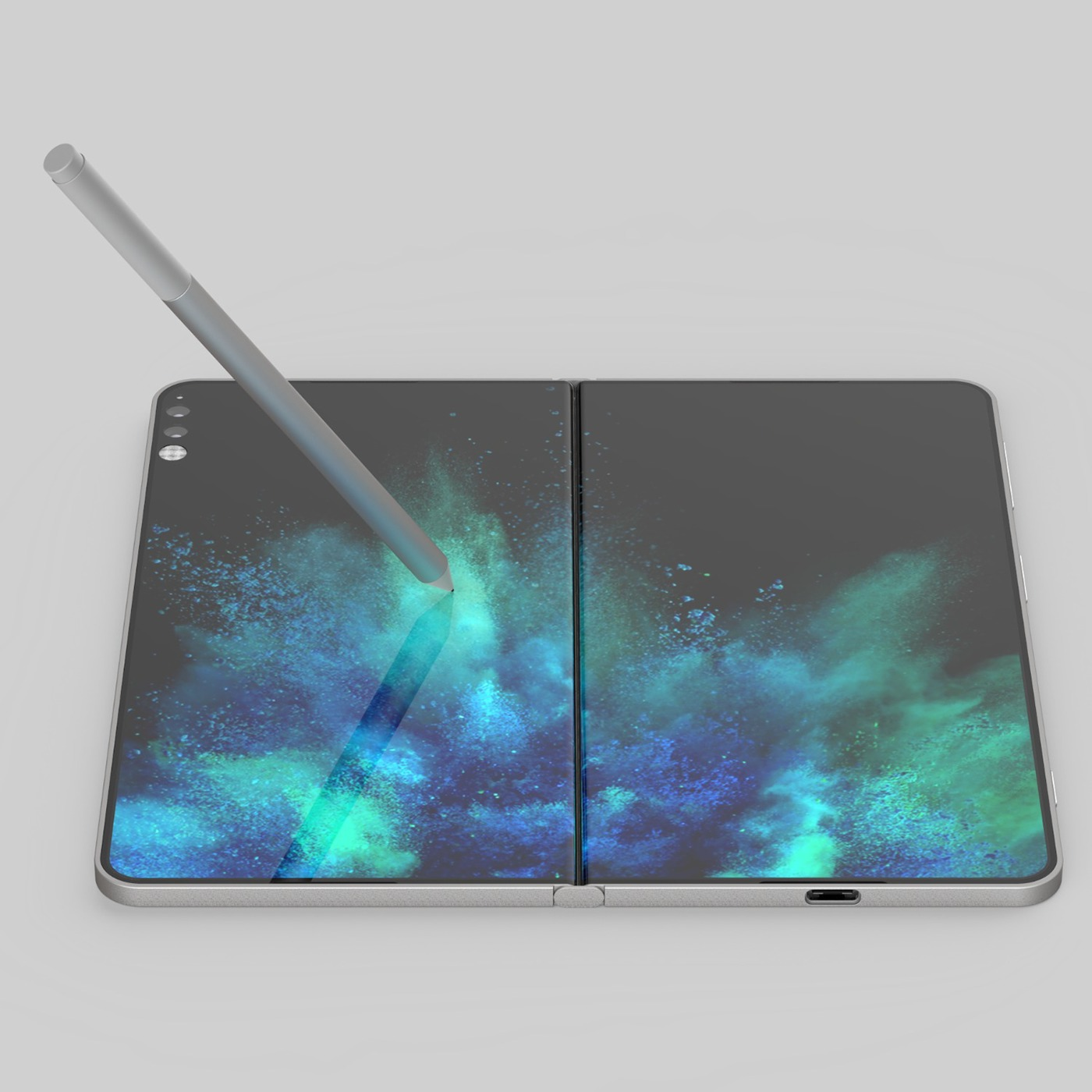 New Surface Note concept more practical, still fantastic ...
