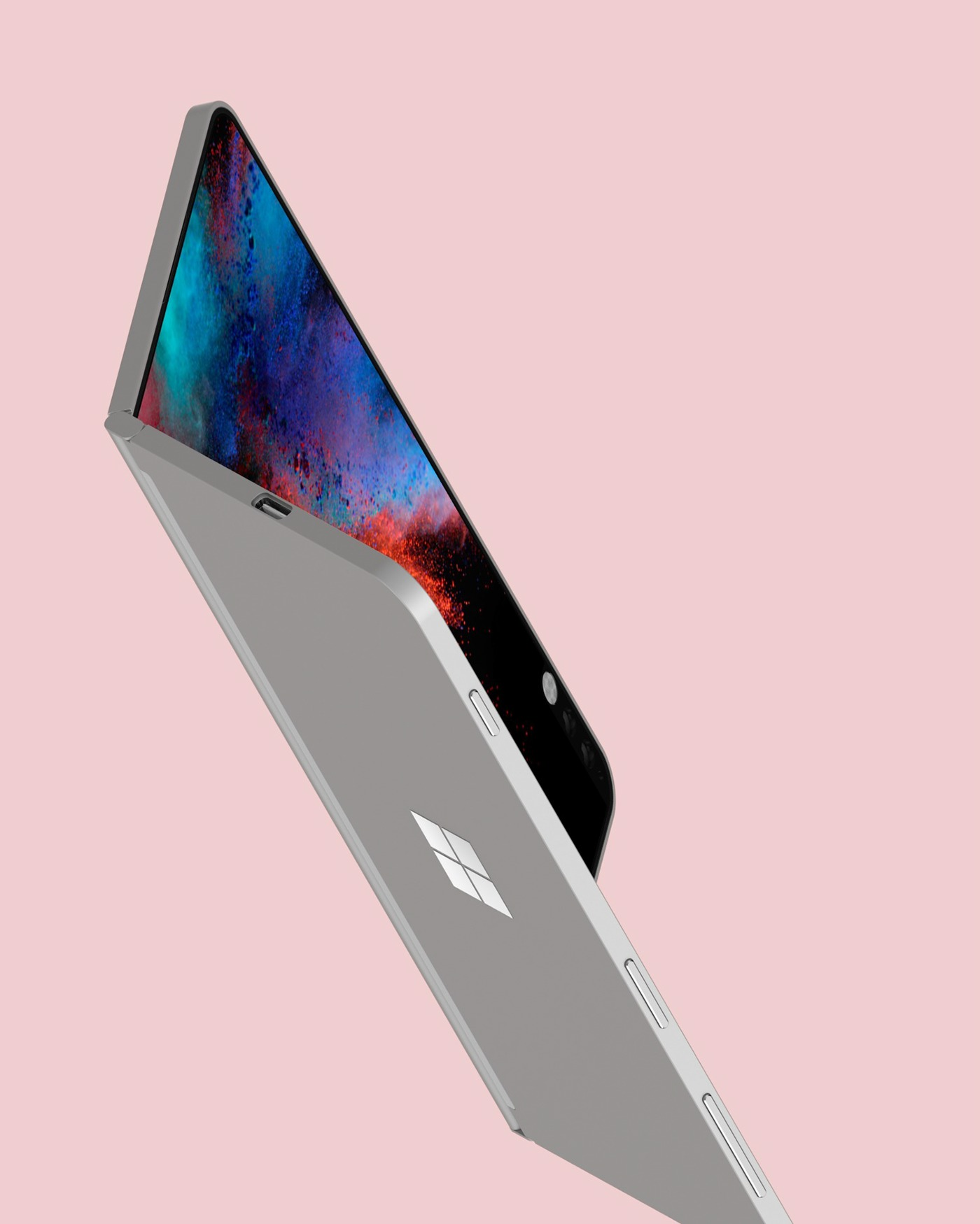 new surface note concept more practical  still fantastic