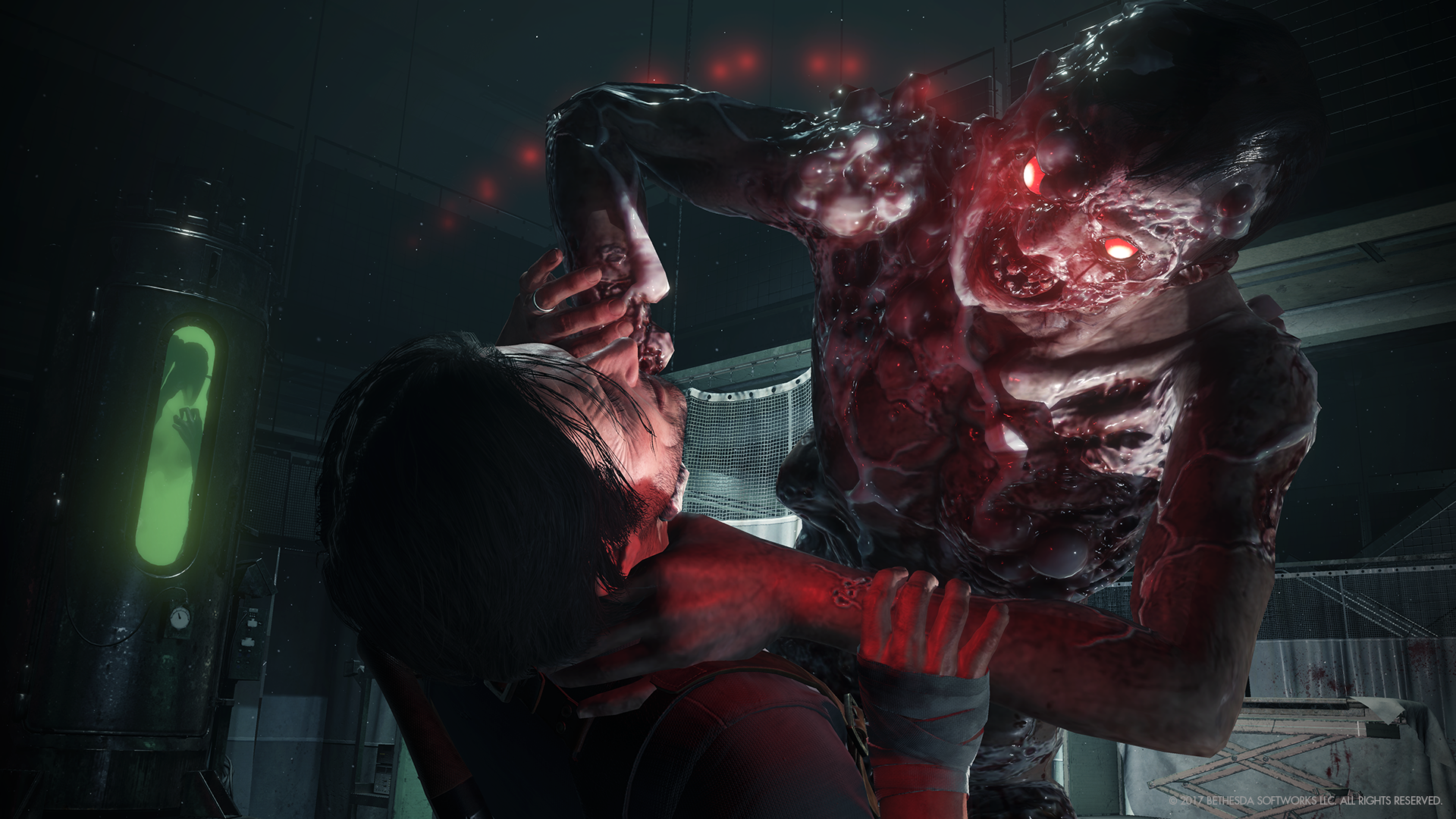 Evil Within 2 gets first-person mode with latest update