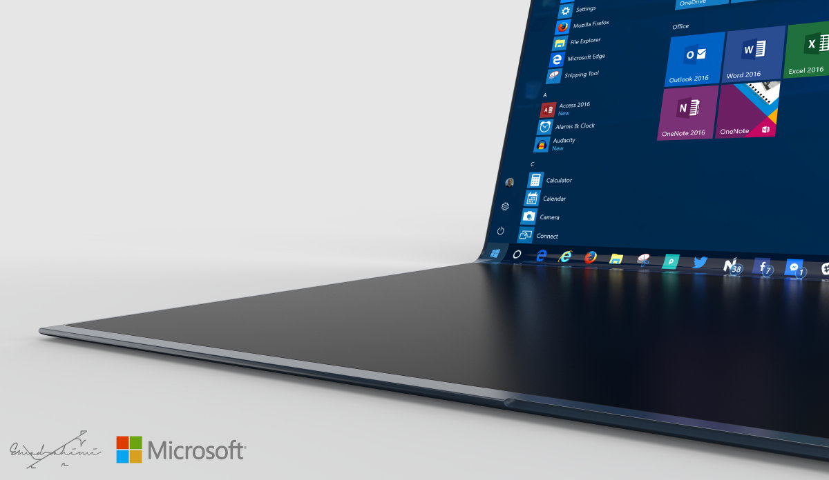 This Surface laptop concept would force you to ditch your Macbook 6
