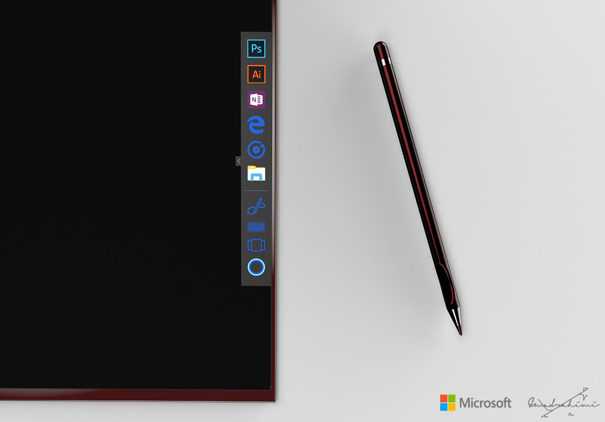 This Surface laptop concept would force you to ditch your Macbook 5