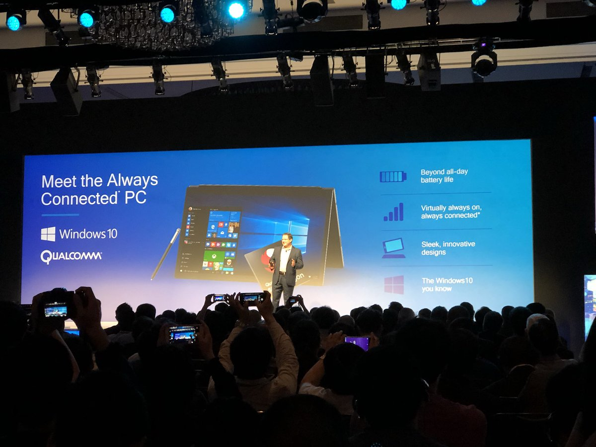 First leaked benchmarks of Windows 10 on ARM alarming