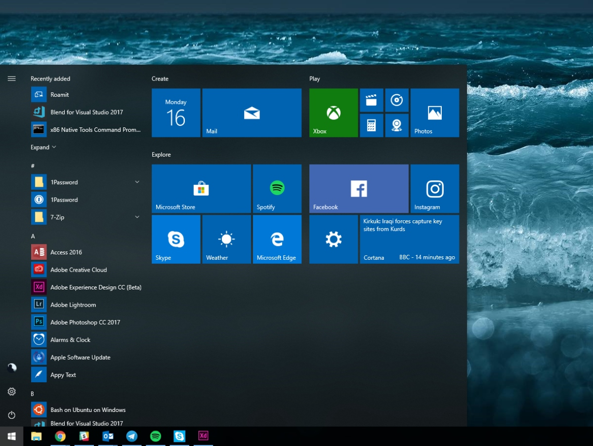 Windows 10 fall creators update causes certain apps to for What is microsoft windows