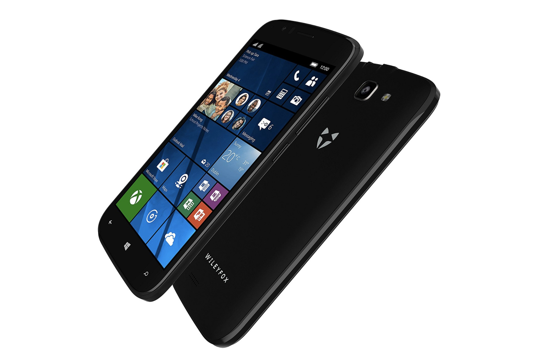 New Wileyfox Pro phone with Windows 10 Mobile arriving on December 4th!