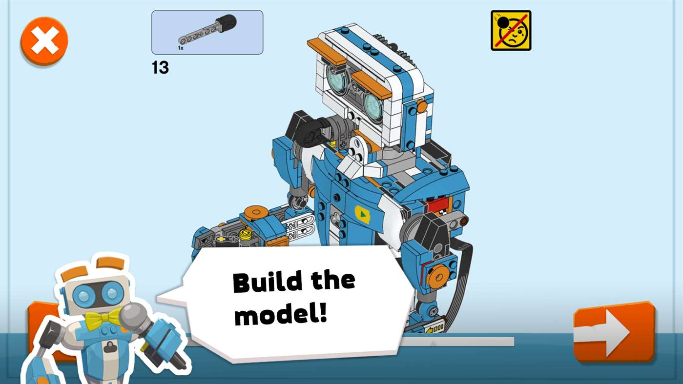 LEGO BOOST app now available for download from Microsoft