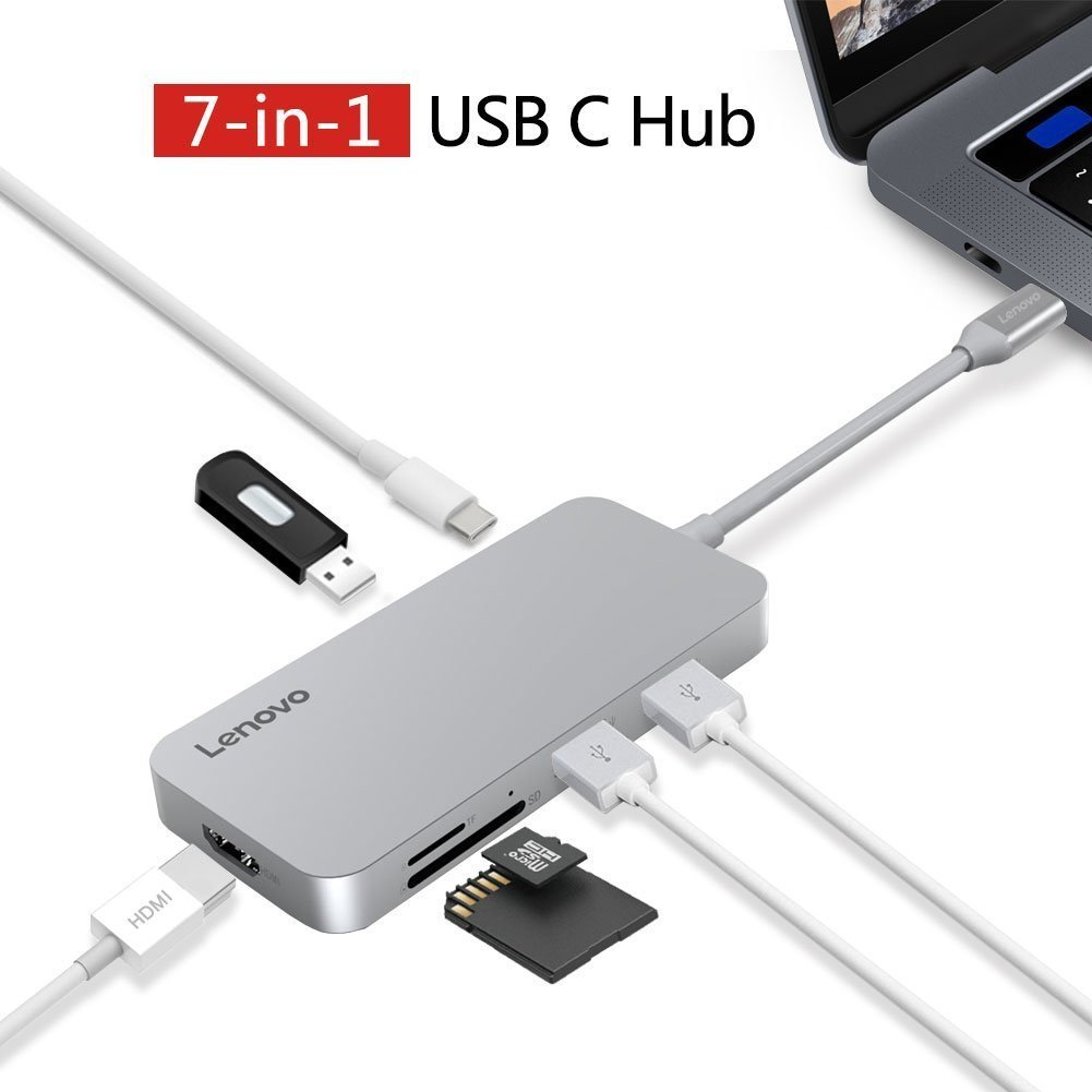 Deal: Grab Lenovo USB-C Hub with 4K UHD display support for $51.34 1