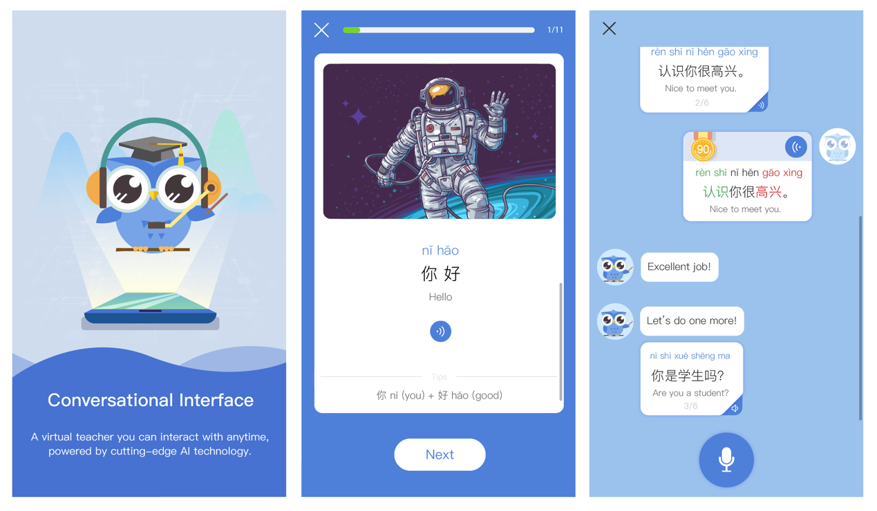 Microsoft's new AI-powered app allows you to learn Chinese easily