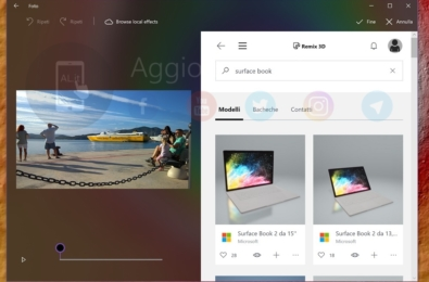 Latest Microsoft Photos app update also hides Remix 3D support 17