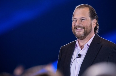 Salesforce CEO makes fun of the Microsoft Surface 8