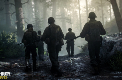 Call of Duty: WWII was the top-grossing console game in 2017 according to Activision 19
