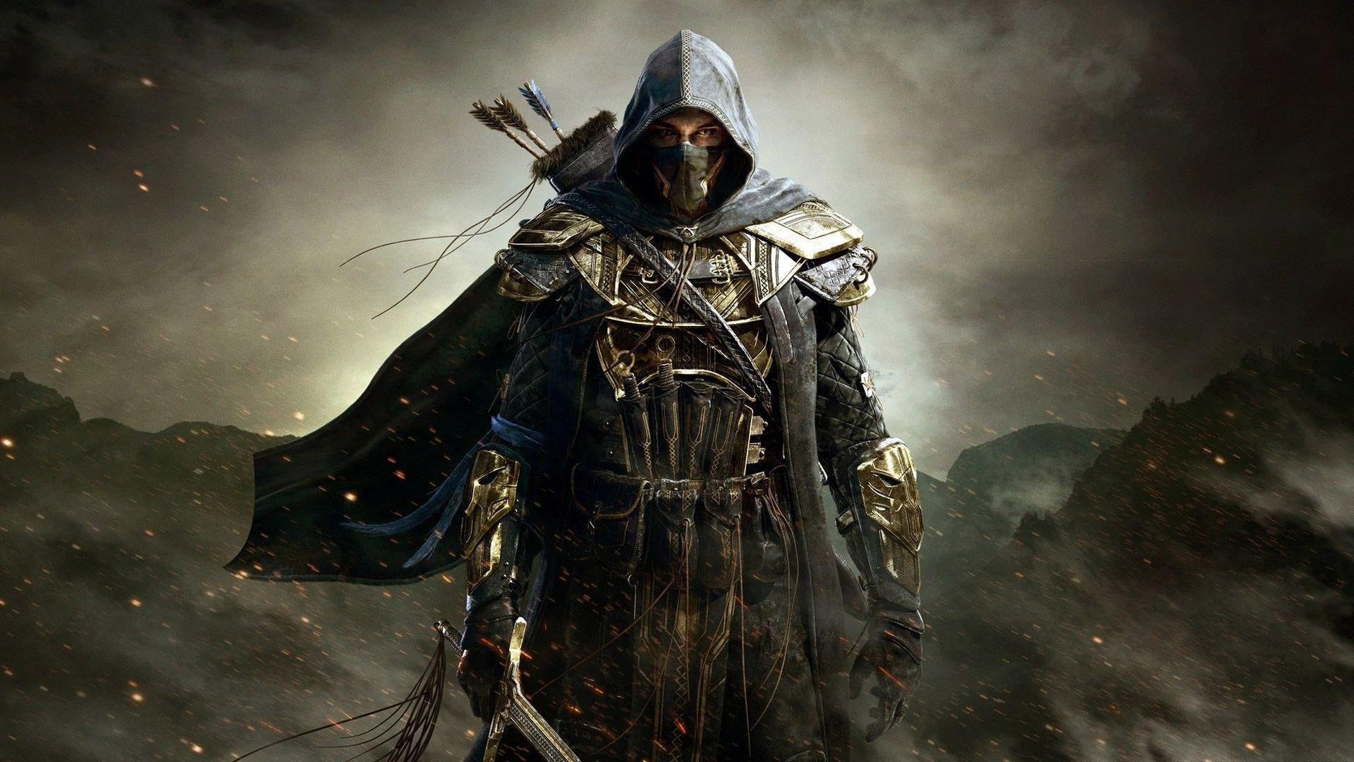 The Elder Scrolls Online is free to play this weekend with Xbox Live