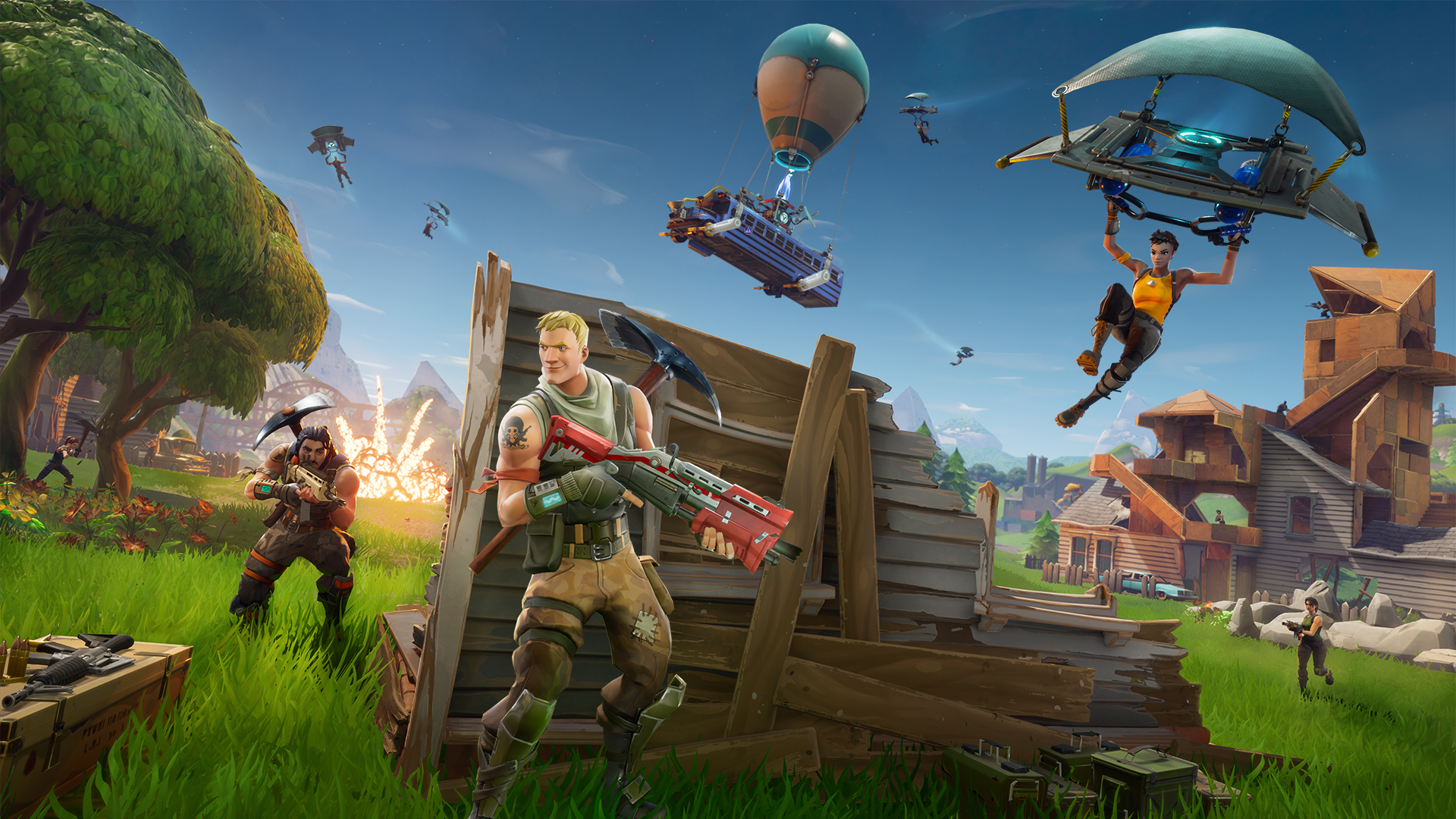 Sony still stalling on Fortnite cross-play