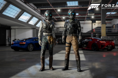 Forza Motorsport 7 racing suit inspired by Gears of War 4 is rolling out now 4