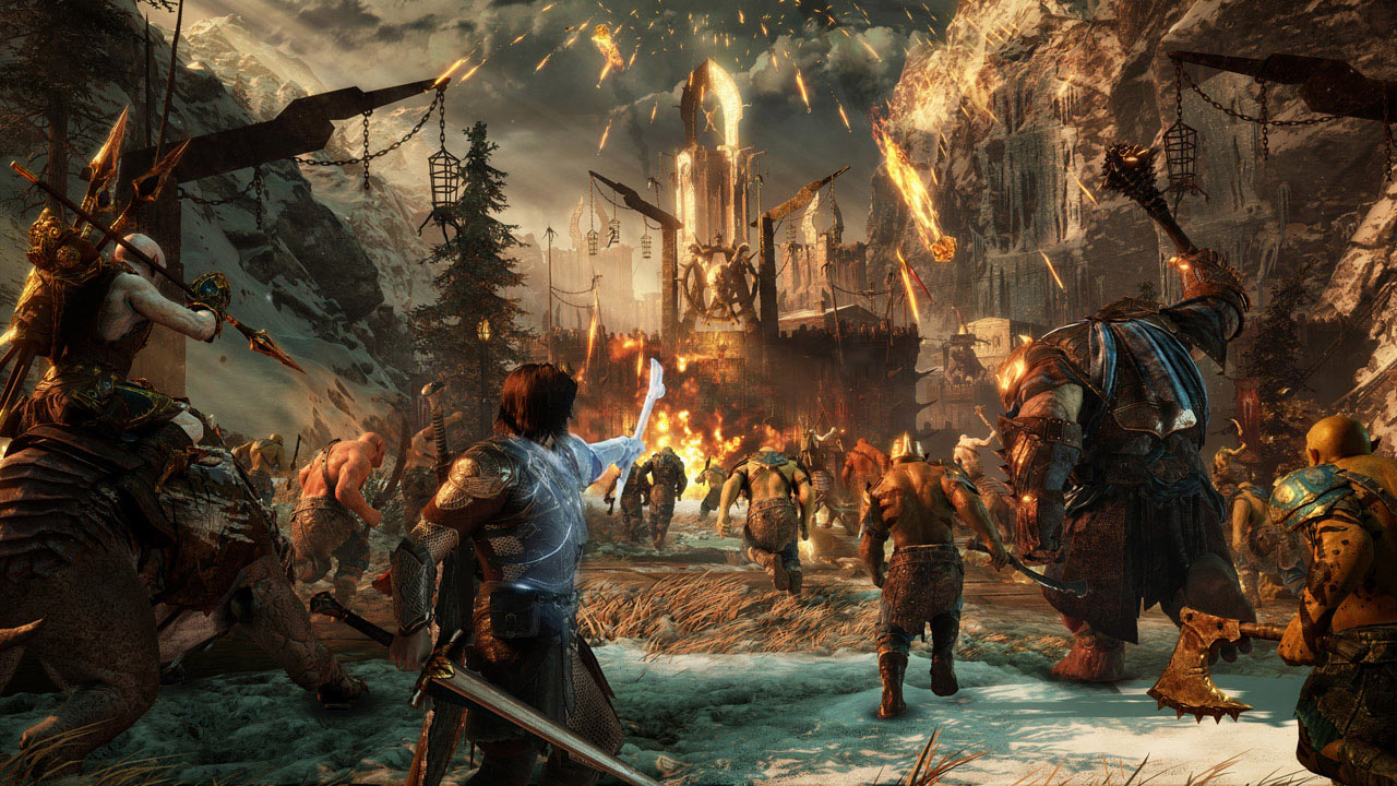 Middle-Earth: Shadow of War Microtransactions Will be Removed July 17th