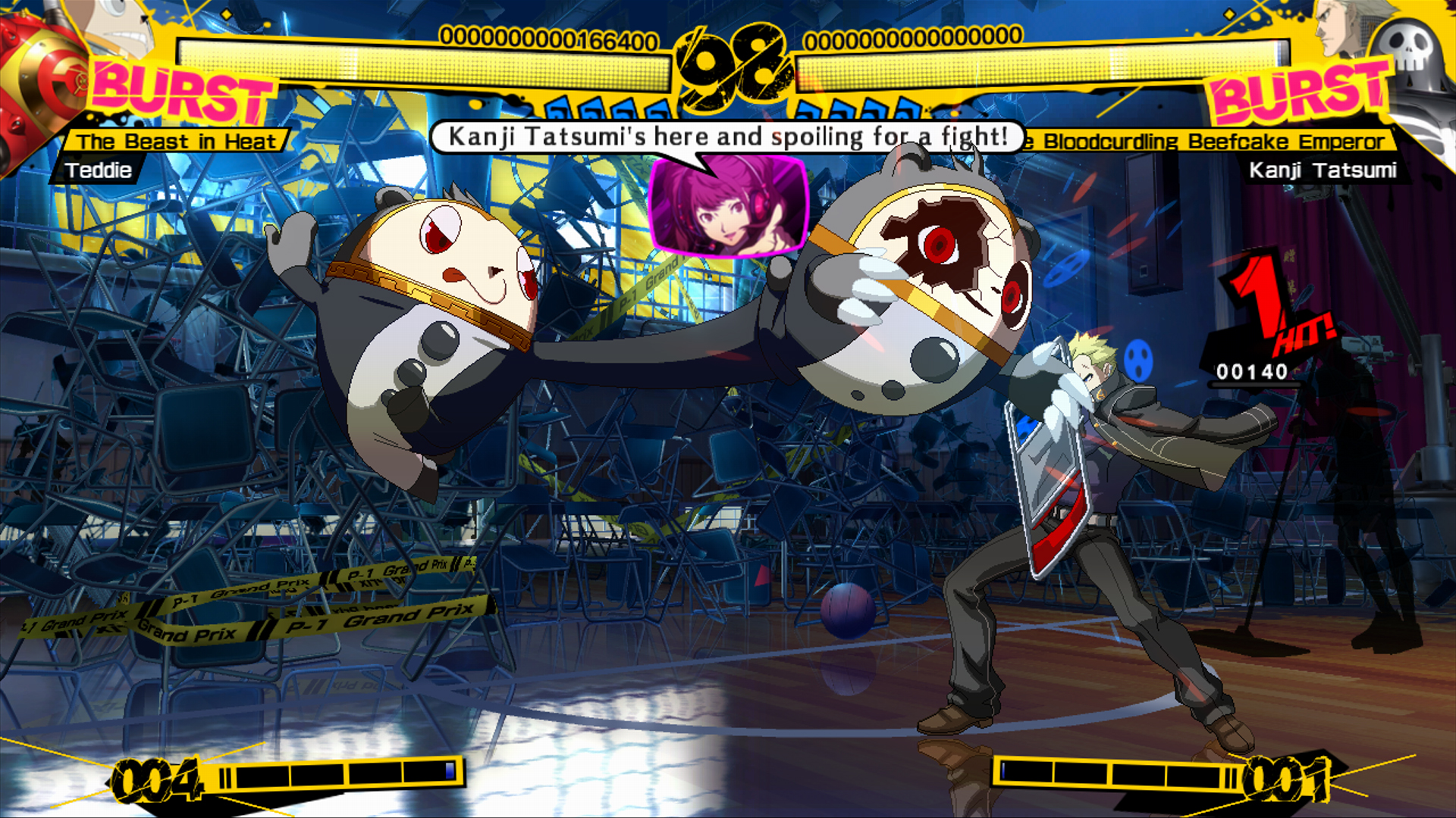 Persona 4 Arena and more games are coming to Xbox One backward compatibility today