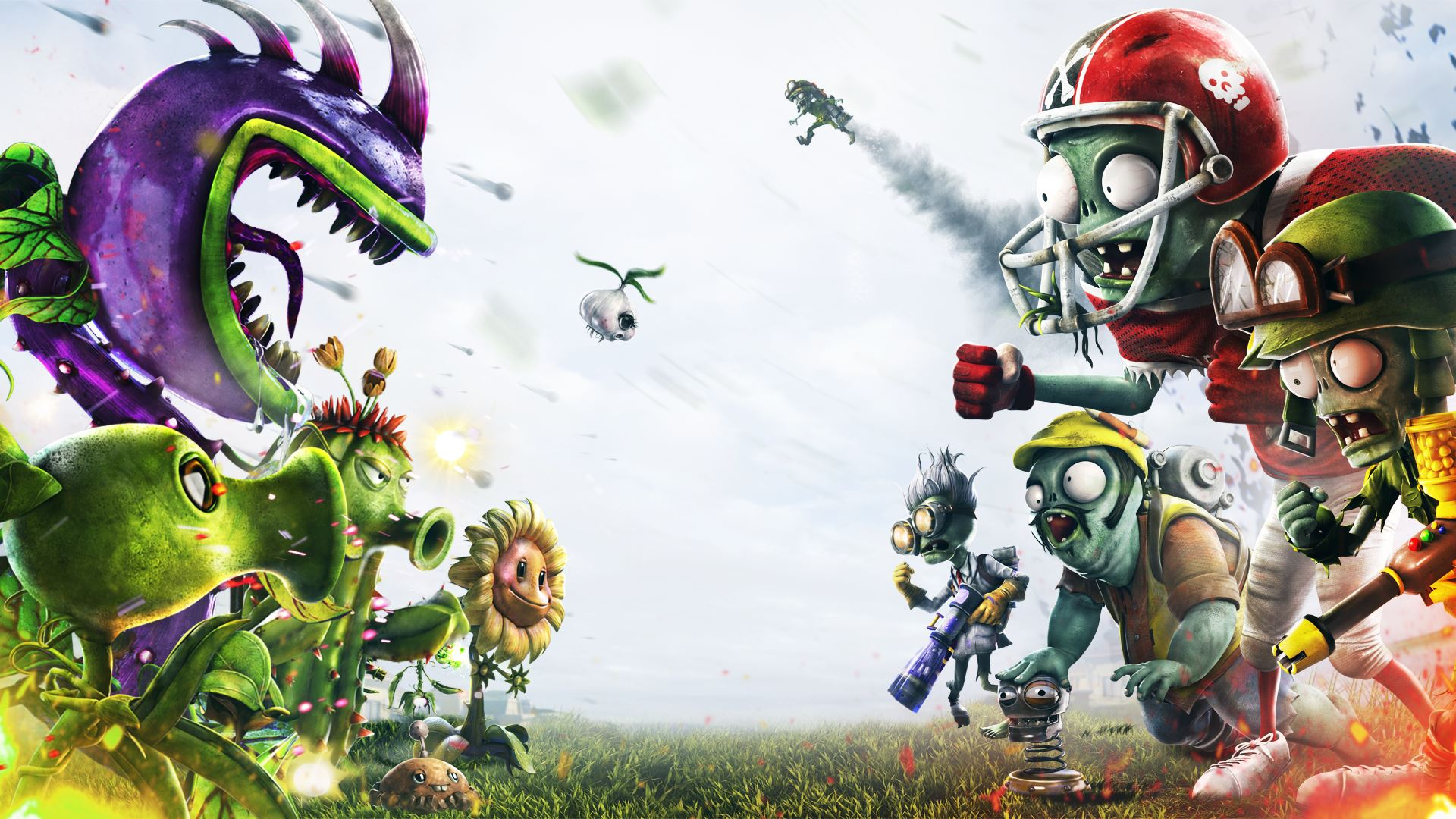 Ea reportedly fired the creator of plants vs zombies after he ea reportedly fired the creator of plants vs zombies after he refused to make sequel pay to win but the story is more complicated voltagebd Gallery