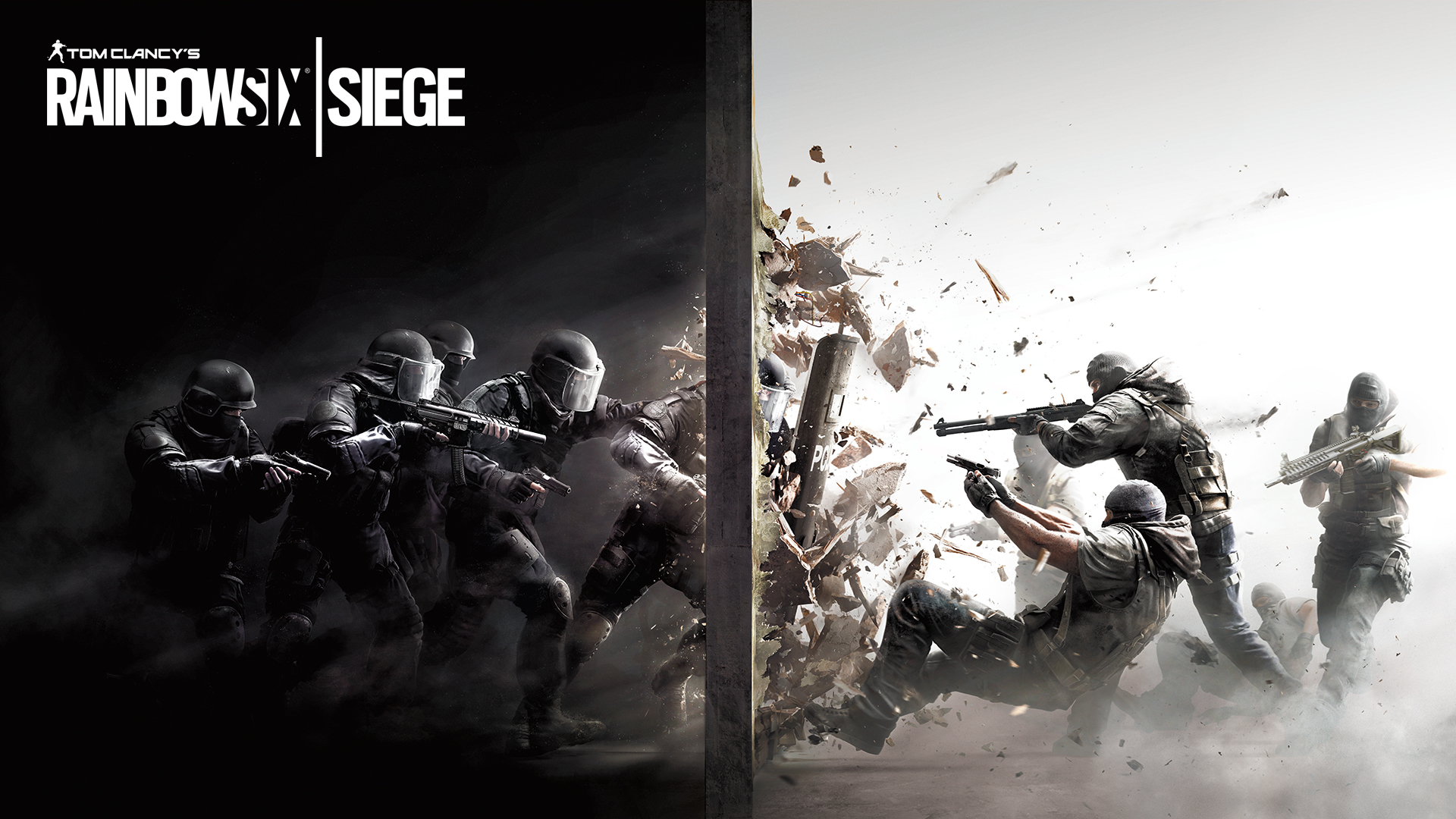 Rainbow Six Siege is free to play this weekend on Xbox One