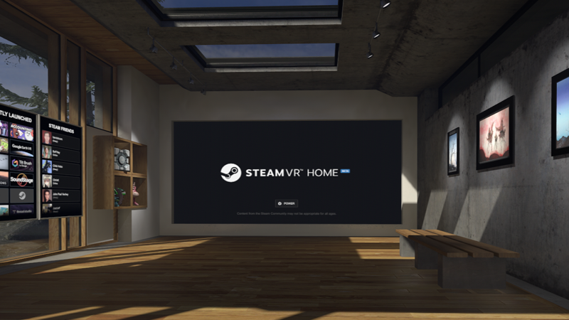SteamVR for Windows Mixed Reality headsets now available 1