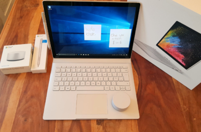 How Microsoft built the Surface Book 2's really good display 17