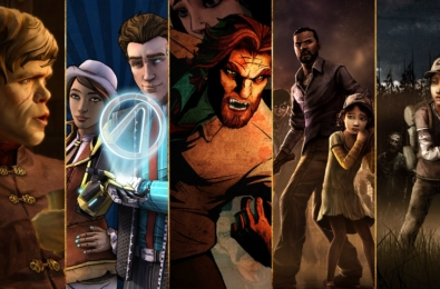 Telltale is reportedly moving away from its old game engine and switching to Unity 7
