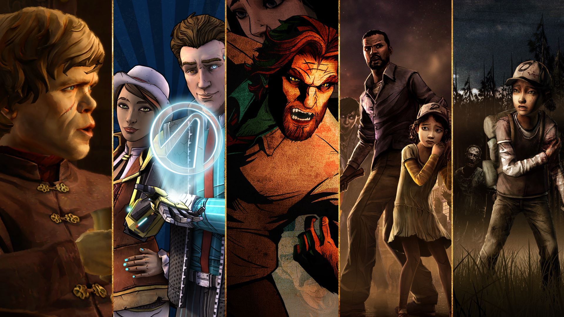 Telltale Games Reportedly Drop Their Gaming Engine For Unity