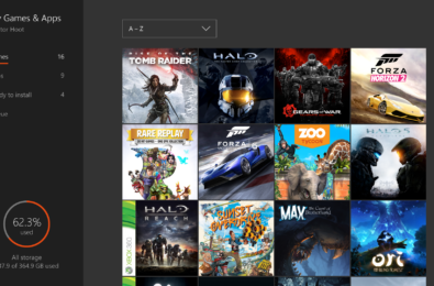 Latest Xbox One Preview build fixes game installation issues 7