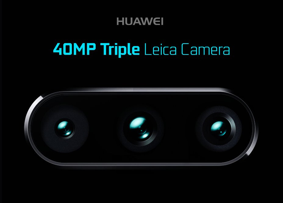 The camera wars heats up with rumoured 40-megapixel triple lens