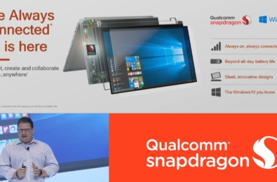 Microsoft believes built-in LTE will become a standard part of a notebook PC 9