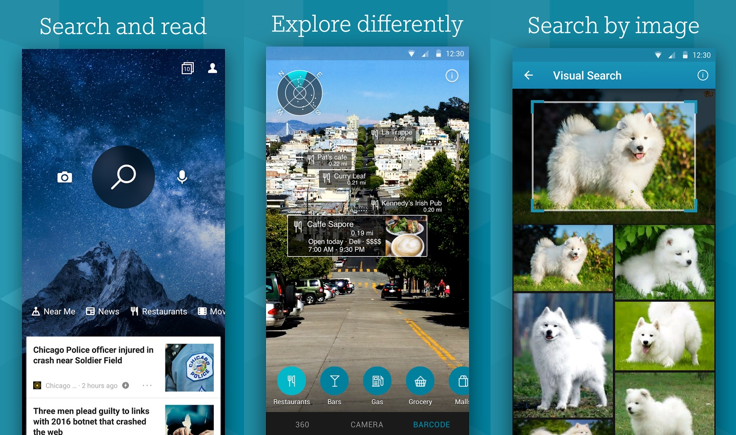 bing maps app android