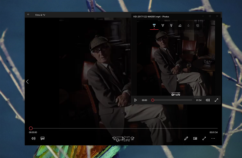 Microsoft's Movies and TV app now supports Windows Timeline 1