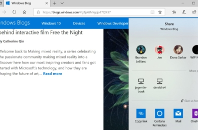 Microsoft expands Fluent design to several parts of Windows 10 6