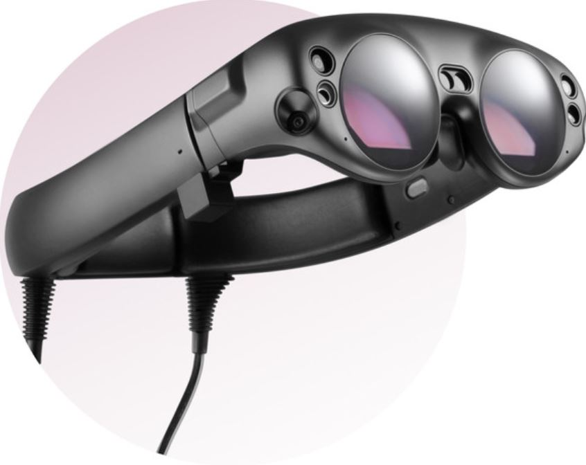 "photo image Magic Leap confirms its AR headset is still coming ""this summer"""