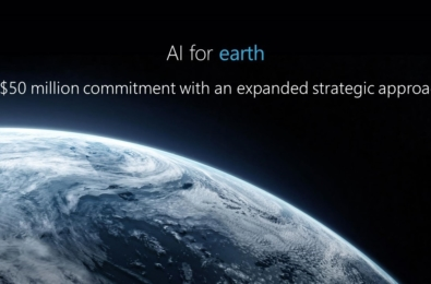 Microsoft announces AI for Earth grants to seven recipients from India 1
