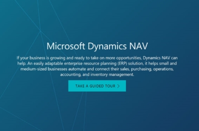 Microsoft releases Dynamics NAV 2018 with significant new capabilities 17