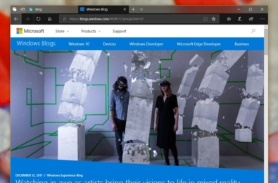 Microsoft Edge updated with new Dark theme for Windows 10 PCs 1