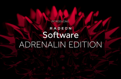 AMD announces Radeon Software Adrenalin Edition, a major upgrade to its advanced software suite 4