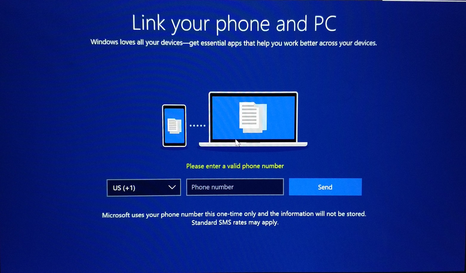 standard apps windows 10 mobile